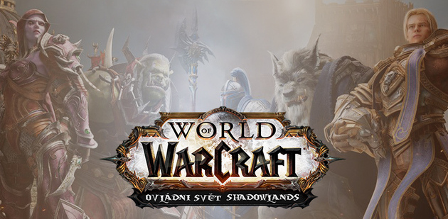World of Warcraft: Ovládni svět Shadowlands
